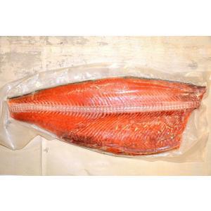 紅鮭フィーレ 約1.1kg キャンプ seafoodpro