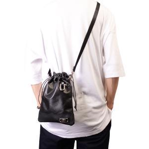 森野帆布コラボ/巾着サコッシュバッグ トートバッグ メンズ SEAL 森野帆布 防水 本革 日本製|seal-store