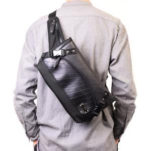 ウエストバッグ メンズ SEAL デザイナーズウエストバッグ ボディバッグ ワンショルダーバッグ 防水 本革 日本製|seal-store