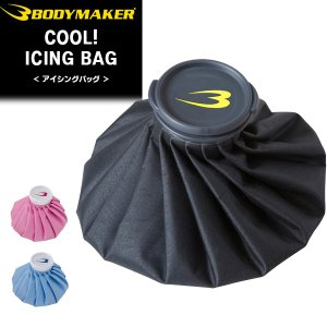 (パケット便送料無料)BODYMAKER(ボディメーカー)アイシングバッグ(氷嚢)【氷のう/応急処置/疲労回復/リハビリ】ICEB3