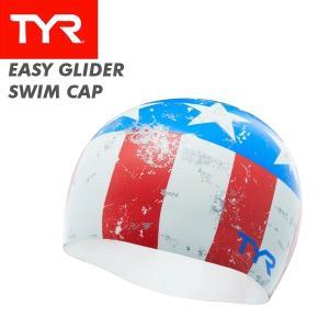 ec1722bd2e724 パケット便200円可能)TYR(ティア) EASY GLIDER SWIM CAP LCSGLIDE(水泳 ...