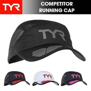 (パケット便送料無料)TYR(ティア)COMPETITOR RUNNING CAP(帽子/キャップ/...