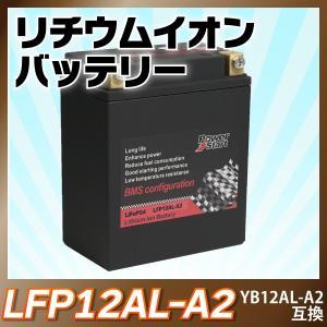 リチウムイオンバッテリー LFP12AL-A2 (互換:YB12AL-A2)除雪機バッテリー BMS バッテリーマネージメントシステム ライブディオ FZ400R HS6601年間保証付|sealovely777