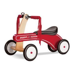送料無料 ラジオフライヤー 木製 三輪車 足けり 乗用玩具 足けり車 クラシック タイニートライク radioflyer classic tiny trike 正規輸入品 searchlight
