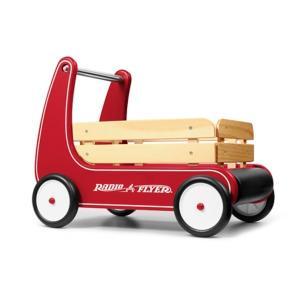 送料無料 ラジオフライヤー クラシック ウォーカー ワゴン カタカタ 手押し車 radioflyer classic walker wagon 正規輸入品
