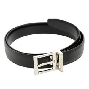 ベルト メンズ ブルガリ BVLGARI 22205 BLACK ベルト メンズ プレゼント ギフト 贈り物 送料無料|sears-collection