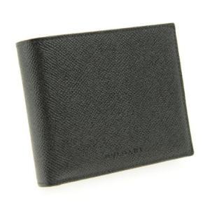 財布 ブルガリ BVLGARI メンズウォレット 26681 二つ折り財布(小銭入れ付) メンズ レディース プレゼント ギフト 贈り物 送料無料|sears-collection