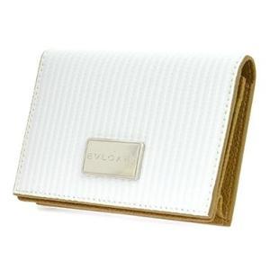 カードケース レディース ブルガリ BVLGARI 27693 カードケース MilleRighe ミレリゲ メンズ レディース プレゼント ギフト 贈り物 送料無料|sears-collection