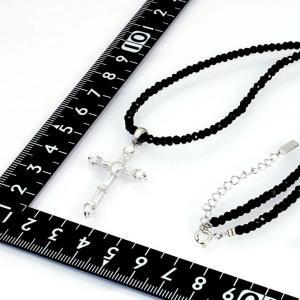 ネックレス レディース ブランド LARA Christie ララクリスティー ホーリークロス BSモデル ネックレス WHITE Label 誕生日プレゼント4|sears-collection|05