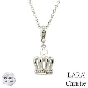ネックレス レディース LARA Christie ララクリスティー ラコロナ WHITE Label p5721-w 誕生日プレゼント|sears-collection