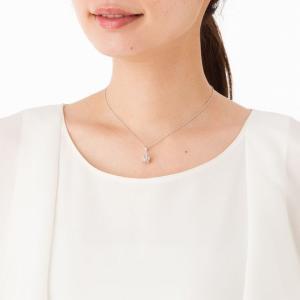 ネックレス レディース LARA Christie ララクリスティー ラコロナ WHITE Label p5721-w 誕生日プレゼント|sears-collection|06