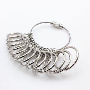 リング ゲージ 指輪 サイズ測り メール便 送料無料|sears-collection|02