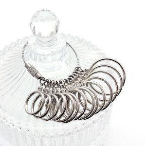 リング ゲージ 指輪 サイズ測り メール便 送料無料|sears-collection|03