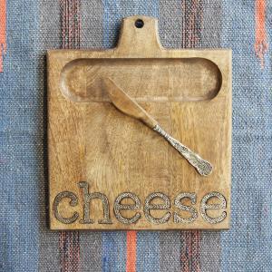 カッティングボード ナイフセット マンゴーウッド おしゃれ まな板 cheese seasky