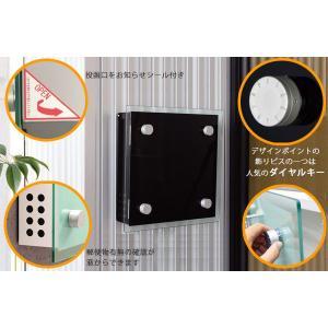 日本製郵便ポスト Pivot (ピボット) 全6色|seasonchita|03