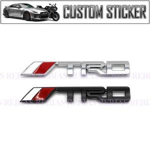 TRD エンブレム  トヨタテクノクラフトが気になるあなたは車好き! このエンブレムから話が盛り上が...