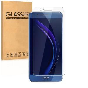 Saniki Huawei Honor V10 強化ガラスフィルム、 HUAWEI Honor V1...