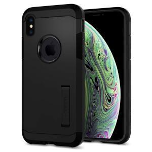 【Spigen】 iPhone XS ケース/iPhone X ケース 5.8インチ 対応 耐衝撃 ...