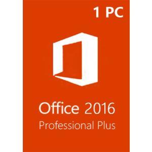 Microsoft Office 2016 Professional Plus 1PC プロダクトキー  ダウンロード版|second-mobile