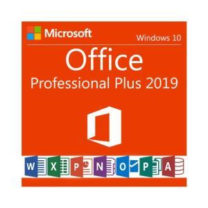 Microsoft Office 2019 Professional Plus 1PC プロダクトキ...
