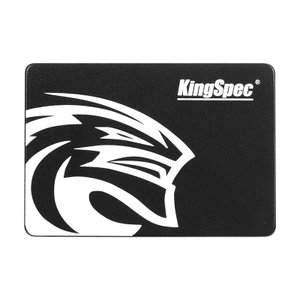 容量単価が安い! 360GB SSD KingSpec 2.5インチ SATA3 即納 新品箱入り  3D TLC タイプ Q-360