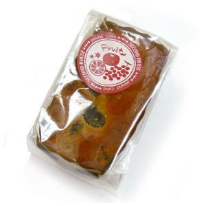 フルーツパウンドケーキ(ミニ) *レーズンとくるみ、オレンジピールがたっぷり *国産小麦、手づくり、保存料 不使用 secondhouse-cw