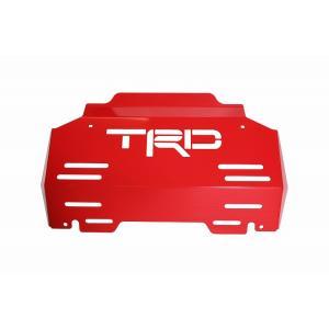ハイラックス GUN125 TRDフロントスキッドプレート TRD Asia正規品 フロントアンダーカバー 国内在庫 国内発送 即納 全年式全グレード取付可能|secondhouse
