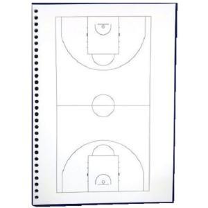 バスケットボール 戦略ルーズリーフ オールコート|secondlives
