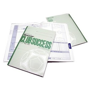 CLUBサクセスノート サッカー 5冊セット secondlives