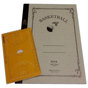 ドリームエイド バスケットボールコート テンプレート定規 (0.5mm シャープペン専用) 【サンスター文具 みんなの部活ノート バスケットボール付】|secondlives