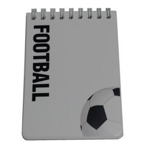 スポーツ戦略ハンディメモ帳 サッカー 5冊|secondlives
