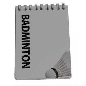 スポーツ戦略ハンディメモ帳 バドミントン 10冊|secondlives
