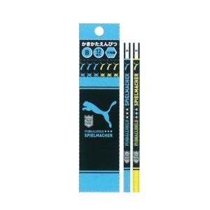 プーマ かきかた鉛筆 B 12本 紙箱入 PM101 3箱セット  secondlives