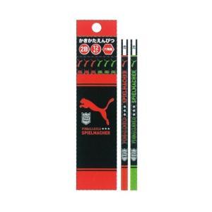 プーマ かきかた鉛筆 2B 12本 紙箱入 PM102 3箱セット secondlives