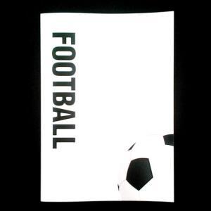 サッカーノート5冊セット B5 ミシン綴じタイプ|secondlives