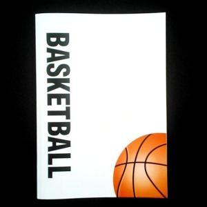 バスケットボールノート5冊セット B5 ミシン綴じタイプ スポーツノートシリーズ|secondlives