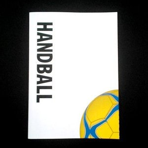 ハンドボールノート5冊セット B5 ミシン綴じタイプ|secondlives