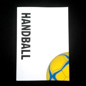 ハンドボールノート3冊セット B5 ミシン綴じタイプ|secondlives