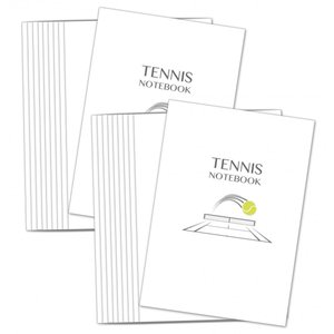ドリームエイド テニスノート B5 20冊|secondlives