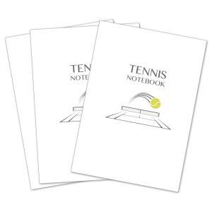 ドリームエイド テニスノート B5 3冊|secondlives