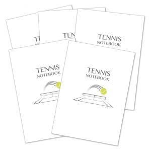 ドリームエイド テニスノート B5 5冊|secondlives