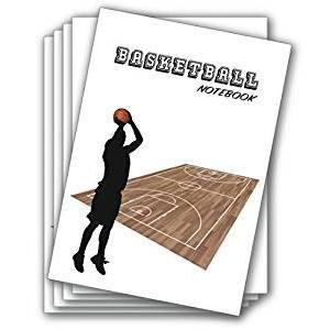 ドリームエイド バスケットボールノート B5 5冊