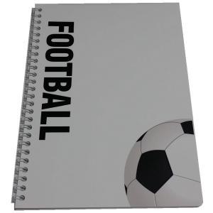 サッカーノート B5 Wリングタイプ スポーツノートシリーズ|secondlives
