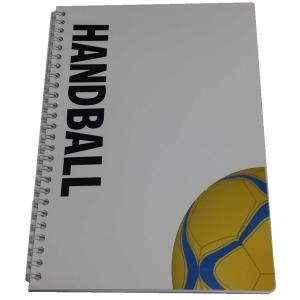 ハンドボールノート3冊 B5 Wリングタイプ スポーツノートシリーズ secondlives