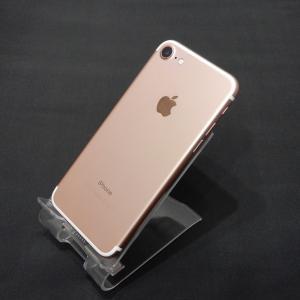 Apple アップル iPhone7 32GB AU SIMロック解除済 MNCJ2J/A ローズゴ...