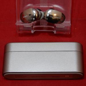 SONY ソニー WF-1000X NM 完全ワイヤレスノイズキャンセリングイヤホン 左右分離型 B...