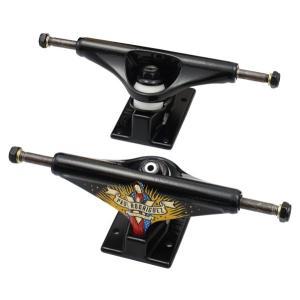 スケボー スケートボード 軽量 トラック VENTURE ベンチャー V LIGHTS (ライツ) 5.25Hi P-ROD SACRED 黒