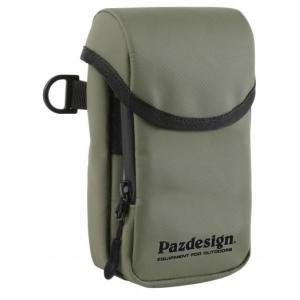 パズデザイン PSL PAC‐239 ターポリンモバイルポーチ オリーブ|sector3