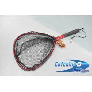 マルシン漁具 ランディングネット Short|sector3