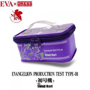 ドレス EVA×DRESS タックルクリアケース S 初号機|sector3